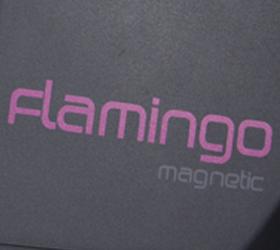 OXYGEN FLAMINGO Велотренажер - Только чистые пластмассы