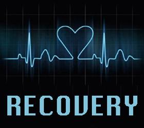 OXYGEN FLAMINGO Велотренажер - Recоvery (оценка восстановления пульса)