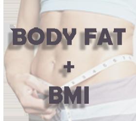 OXYGEN TESLA TFT HRC Беговая дорожка - Body Fat/BMI (жироанализатор/определитель индекса массы тела)