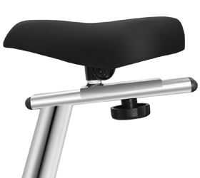 OXYGEN LINER Велотренажер - Регулировка сидения по горизонтали