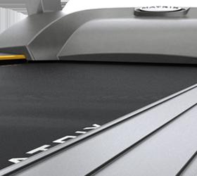 MATRIX T1XE VA (2013) Беговая дорожка - Двухслойное коммерческое полотно Habasit™ с полимерными волокнами сложного плетения
