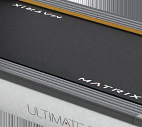 MATRIX T7XI (T7XI-03) Беговая дорожка - Амортизационая система настроена на оптимальную жесткость, на любых скоростных режимах дорожка максимально комфортна и безопасна