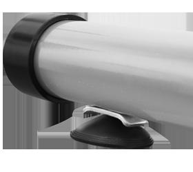 OXYGEN GX-65 Эллиптический эргометр - Компенсаторы неровностей пола