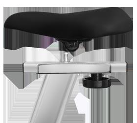 OXYGEN JET STAR Велоэргометр - Регулировка сидения по горизонтали