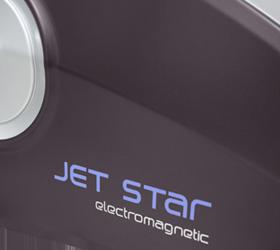 OXYGEN JET STAR Велоэргометр - Строгий элегантный дизайн от норвежской студии Strekkogle