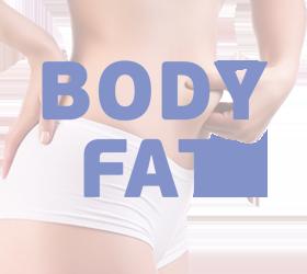 OXYGEN GX-65 Эллиптический эргометр - Режим жироанализатора Body Fat для определения комплекции организма