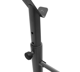 OXYGEN DENVER Силовая скамья - 5 положений регулировки стоек по высоте
