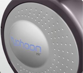 OXYGEN TYPHOON HRC Гребной тренажер - Строгий элегантный дизайн от норвежской студии Strekkogle