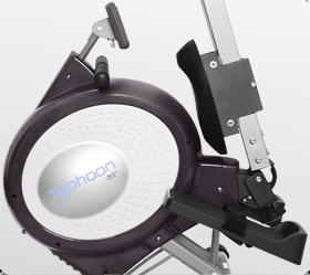 OXYGEN TYPHOON HRC Гребной тренажер - Складная конструкция