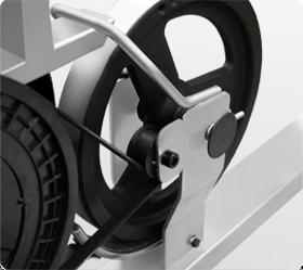 OXYGEN PELICAN II UB Велотренажер - Элементы магнитной приводной системы magicFLOW™