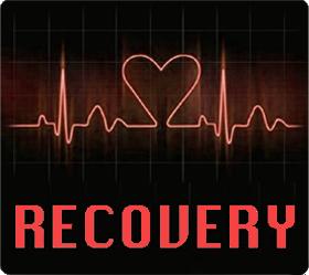 CARBON E704 Эллиптический эргометр - Оценка восстановления пульса (Recovery)