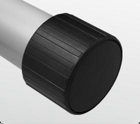 CARBON E704 Эллиптический эргометр - Транcпортировочные ролики