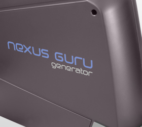 OXYGEN NEXUS GURU UB HRC Велоэргометр - Строгий элегантный дизайн от норвежской студии Strekkogle