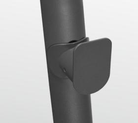 OXYGEN FORT SMITH Силовая скамья - Верхний (короткий) держатель для штанги
