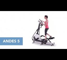 HORIZON ANDES 5 VIEWFIT Эллиптический эргометр - Видео о Horizon Andes 5