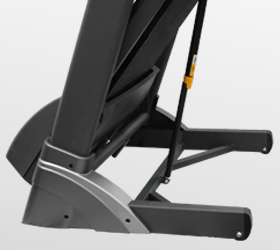 CARBON T406 Беговая дорожка - Двухфазная гидравлика Easy Drop™