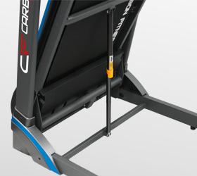 CARBON T656 Беговая дорожка - Двухфазная гидравлика Easy Drop™