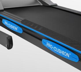 CARBON T806 HRC Беговая дорожка - 4 суперподушки Pro-Cushion™ для бережного отношения к суставам