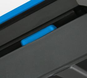 CARBON T806 HRC Беговая дорожка - Дополнительные стабилизирующие эластомерные блоки Guard-Rail™