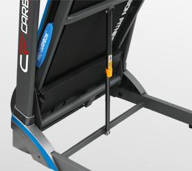 CARBON T806 HRC Беговая дорожка - Двухфазная гидравлика Easy Drop™