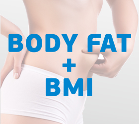 CARBON T806 HRC Беговая дорожка - Жироанализатор (Body Fat) и индекс массы тела (BMI)