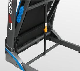 CARBON T906 ENT HRC Беговая дорожка - Двухфазная гидравлика Easy Drop™