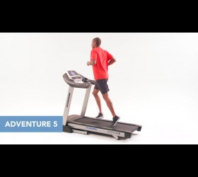 Беговая дорожка Horizon Adventure 5 VIEWFIT - Видео Horizon Adventure 5 VIEWFIT