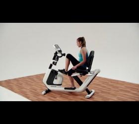HORIZON COMFORT R VIEWFIT Велоэргометр - Видео Horizon Comfort R VIEWFIT