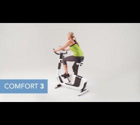 HORIZON COMFORT 3 NEW Велоэргометр - Видео Horizon Comfort 3 New