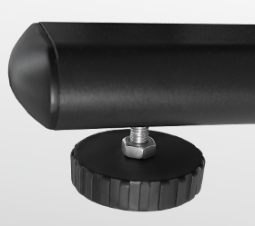 BRONZE GYM S900 PRO Спин-байк - Компенсаторы неровностей пола
