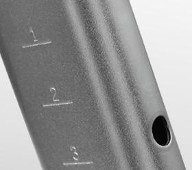 BRONZE GYM S1000 PRO Спин-байк - Надежное хромированное покрытие