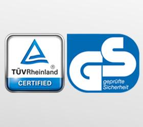 BRONZE GYM S1000 PRO Спин-байк - Сертификаты Tüv и GS