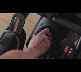 MATRIX NEW Rower Гребной тренажер - Видео Matrix New Rower