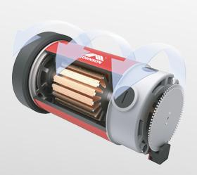 Беговая дорожка Horizon Adventure CS - Двигатель собственного производства обеспечит тихую, надежную и максимально эффективную тренировку