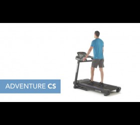Беговая дорожка Horizon Adventure CS - Видео Horizon Adventure CS