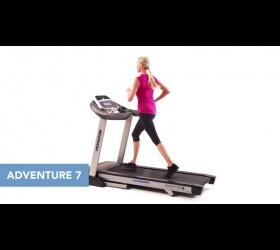 Беговая дорожка Horizon Adventure 7 VIEWFIT - Видео Horizon Adventure 7 VIEWFIT