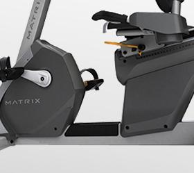 MATRIX R3XM (R3XM) Велотренажер реабилитационный - Легкий доступ к тренажеру