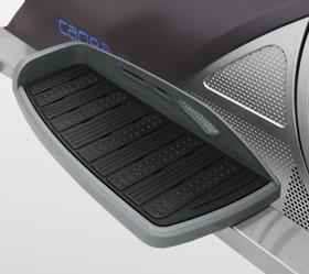 OXYGEN CARIBA III EL EXT Эллиптический тренажер - Антискользящие покрытие педалей