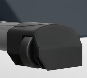 CARBON E907 Эллиптический эргометр - Транcпортировочные ролики