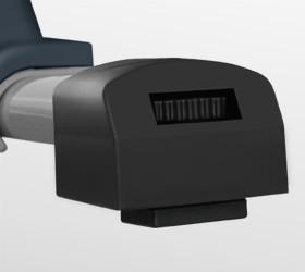 CARBON E407 Эллиптический тренажер - Компенсаторы неровностей пола