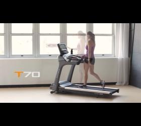 MATRIX T70XIR Беговая дорожка - Видео