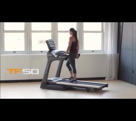 MATRIX TF50XR Беговая дорожка - Видео