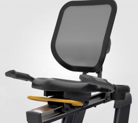 MATRIX R30XR Горизонтальный велоэргометр - Комфортная посадка, адаптивная спинка, быстрая регулировка положения сиденья