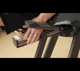 MATRIX R50XR Горизонтальный велоэргометр - Видео