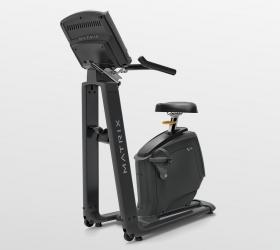 MATRIX U30XER Вертикальный велоэргометр - Компактный и стильный дизайн с максимально продуманной эргономикой и регулировками
