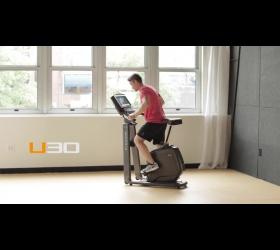 MATRIX U30XER Вертикальный велоэргометр - Видео
