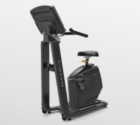 MATRIX U30XR Вертикальный велоэргометр - Компактный и стильный дизайн с максимально продуманной эргономикой и регулировками