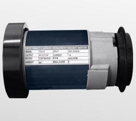 CARBON PREMIUM WORLD RUNNER T2 Беговая дорожка - Надежный двигатель американской компании Leeson мощностью 3.75 л.с.
