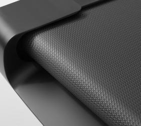CARBON PREMIUM WORLD RUNNER T2 Беговая дорожка - Профессиональное, ортопедическое полотно Habasit NХT-252 толщиной 2.2 мм.