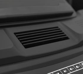 CARBON PREMIUM WORLD RUNNER T2 Беговая дорожка - Однофазный вентилятор